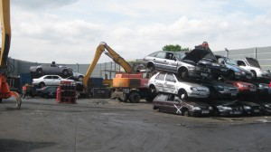 How to Help the Environment with your Scrap Car