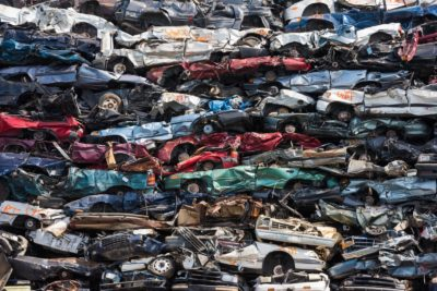 How Metal and Car Scrapping Benefits the Environment