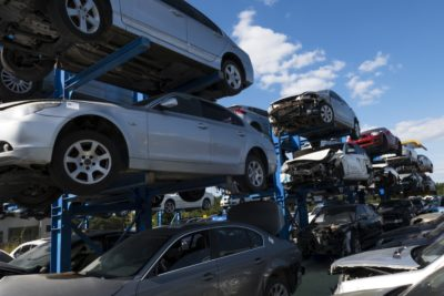 5 Reasons to Scrap Your End of Life Vehicle with an ATF