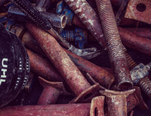 How to Make Money from Your Old Scrap Metal
