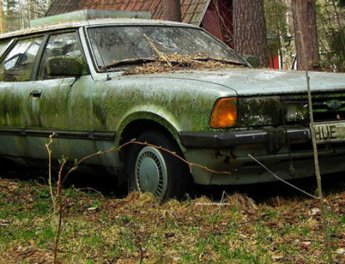 The Law on Scrap Vehicles – Can You Scrap Your Car for Cash?