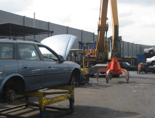 How Car Scrap Services in Surrey Can Help the Environment
